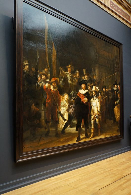 La ronde de nuit de Rubens