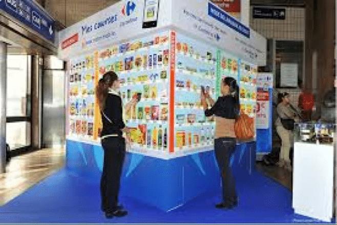 Carrefour éphémère