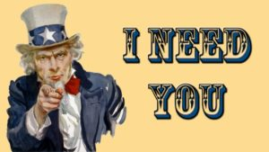 "le : ""I Need You"" du Président  Président Wirfs"