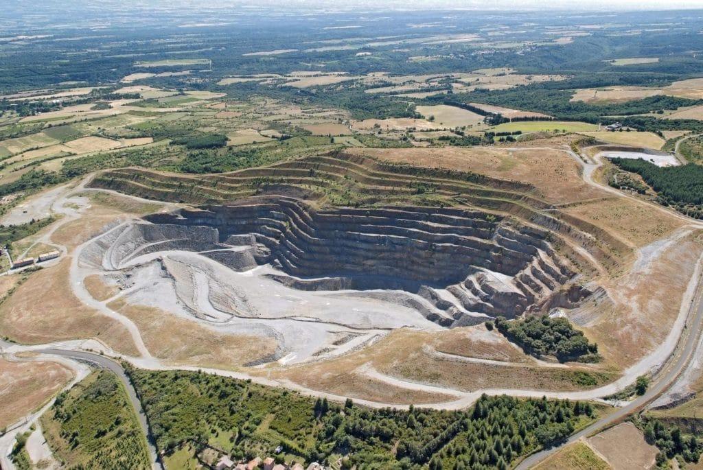 Mine d'or de Salsigne