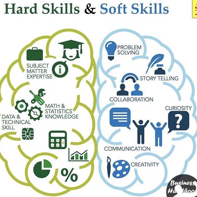 soft skills et hard skills
